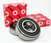 FAG 6203 2RS C3 zárt gumi porvédős mélyhornyú golyóscsapágy