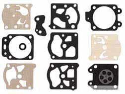 Karburátor javítókészlet Walbro WA, WT tűszelep nélkül
