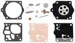 Karburátor javítókészlet Walbro WJ K15-WJ