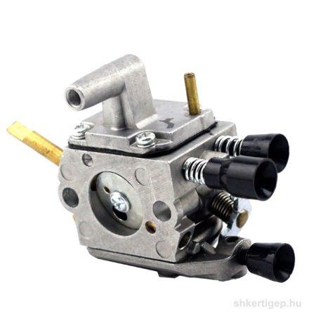 Stihl FS120 FS120R FS200 FS200R TS200 FS250 FS250R FS300 FS350 utángyártott karburátor három csavaros
