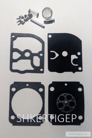 ZAMA RB176 karburátor javítókészlet, membrán tűszeleppel